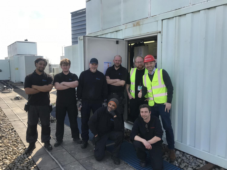 bells power team chiswick disney