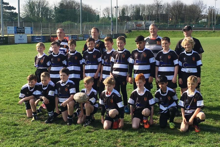 gravesend rugby team